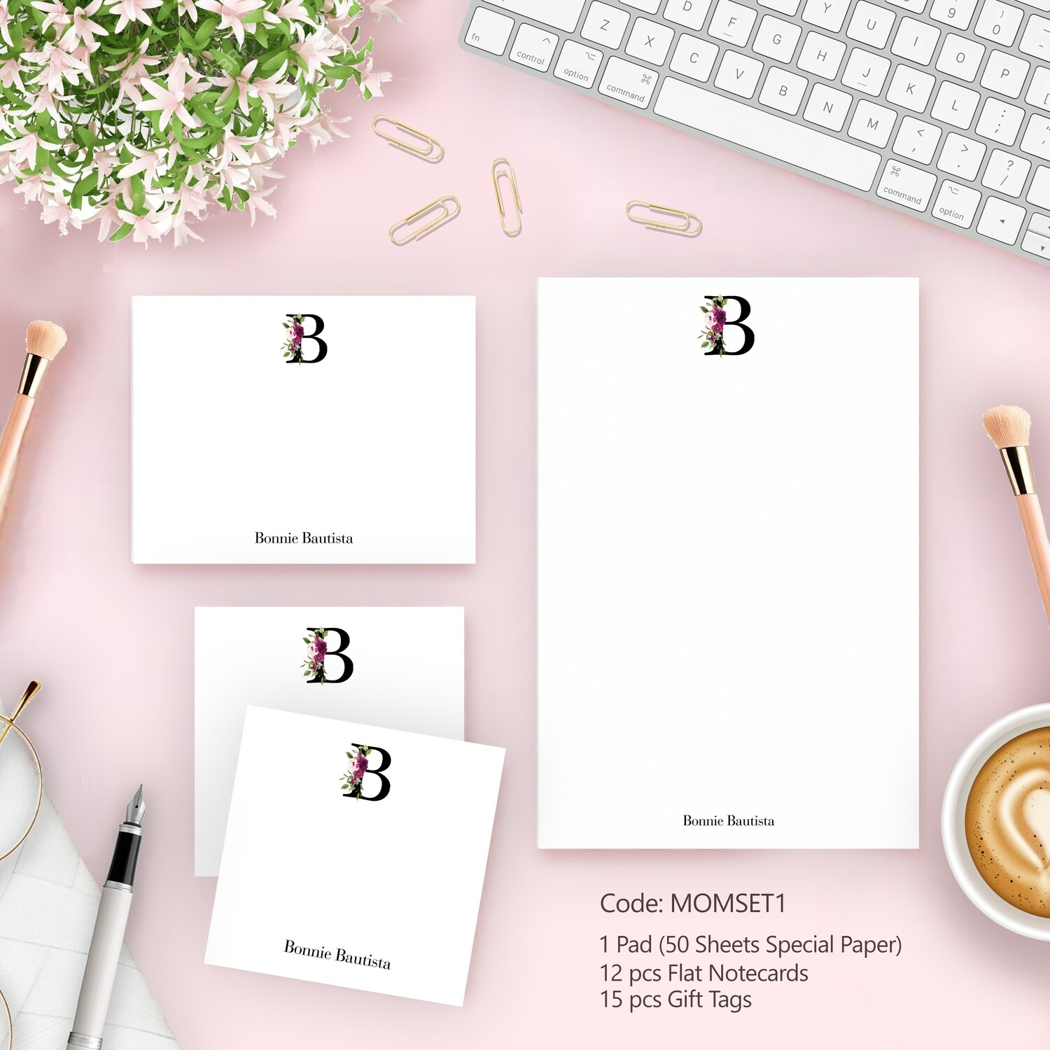 Mother's Day Stationery set
