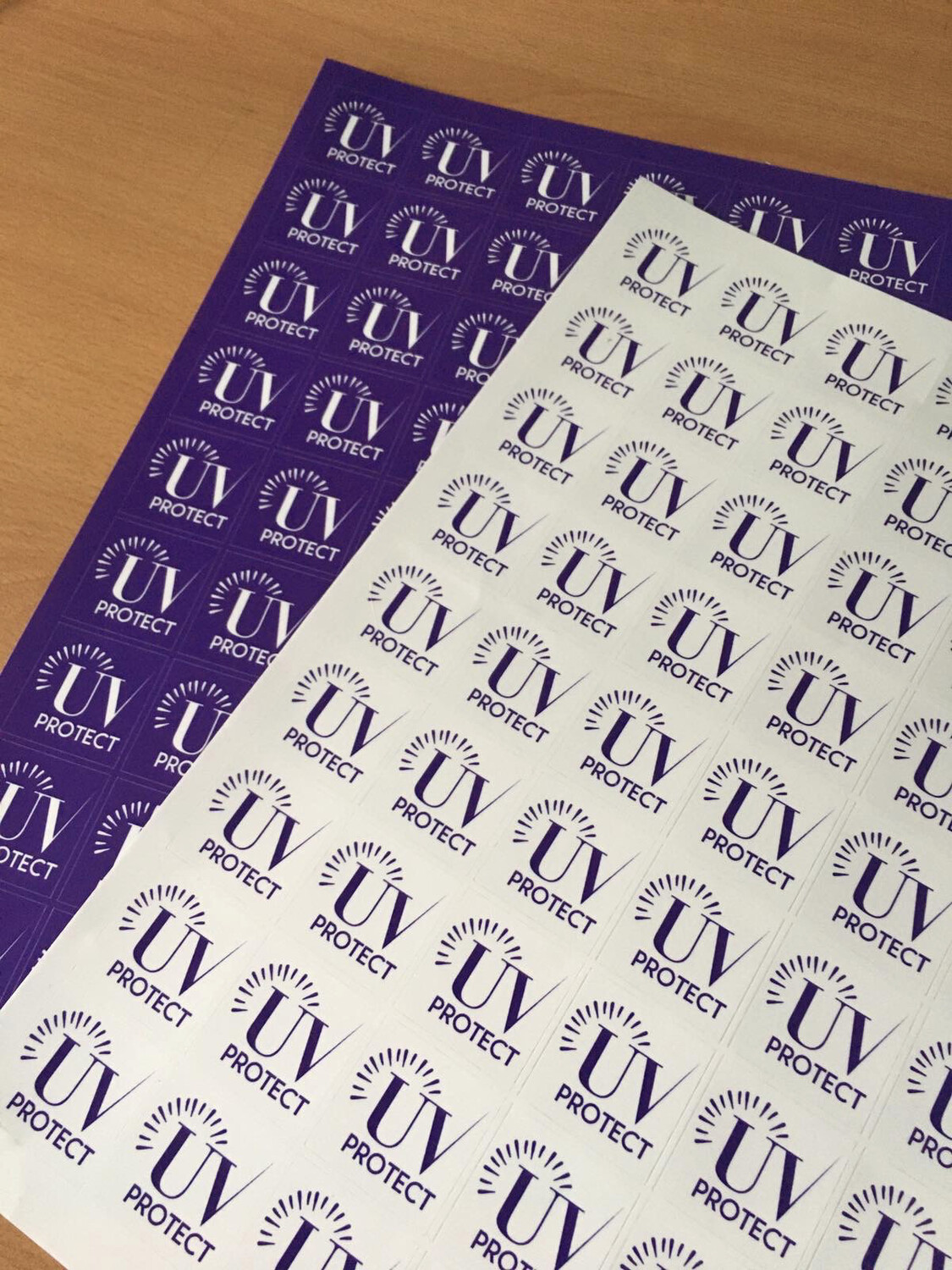 Sticker Labels - 2 x 2 inches