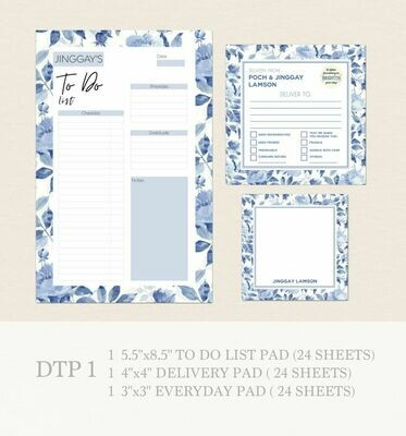 Daily Planner Set