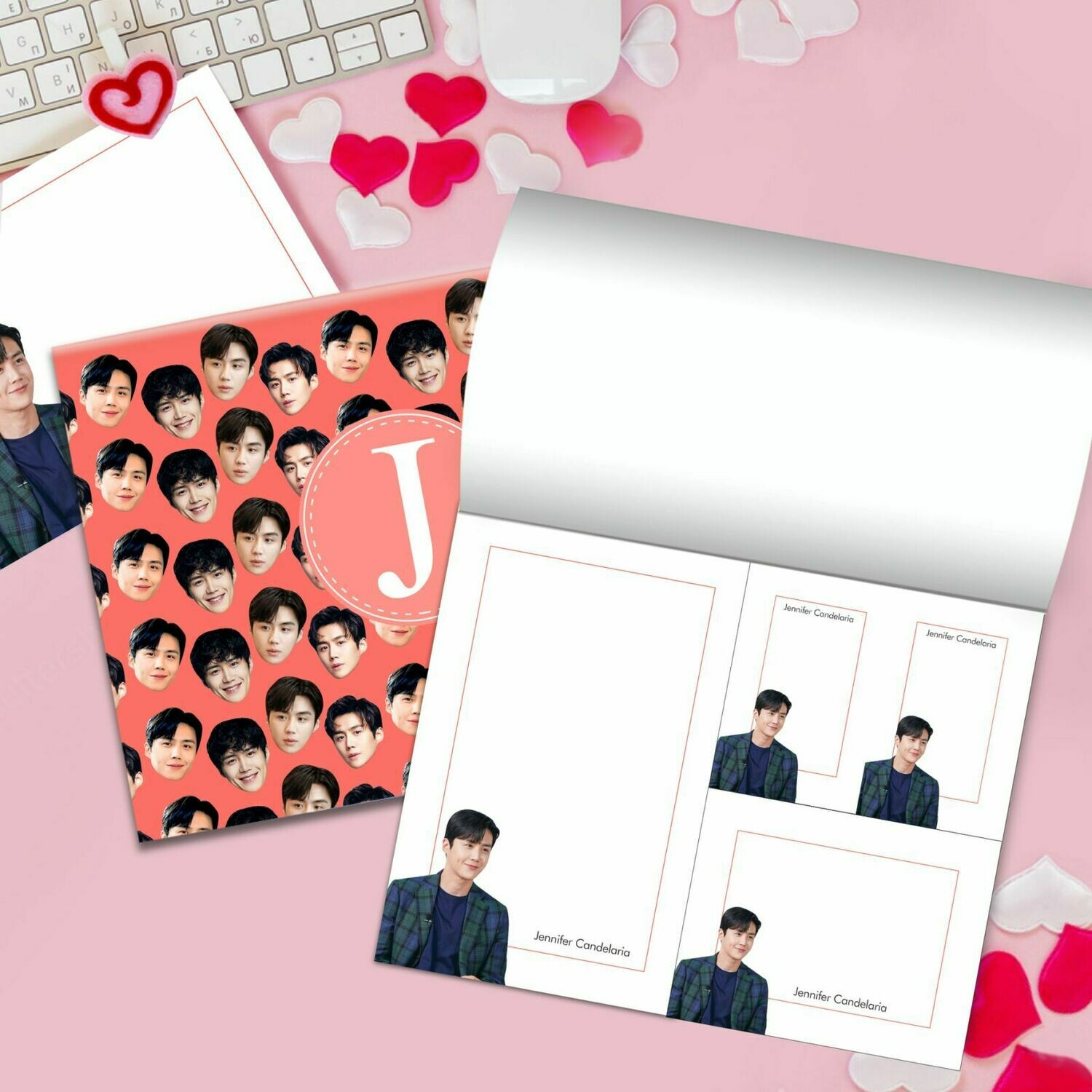 OPPA Full Color Whole Notepad