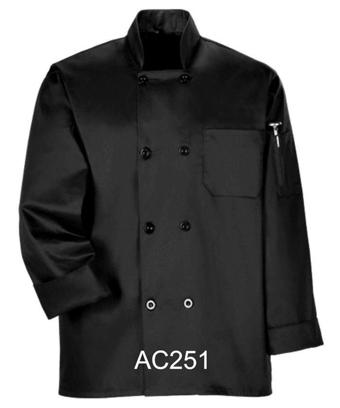 AC251 ECONOMY CHEF COAT