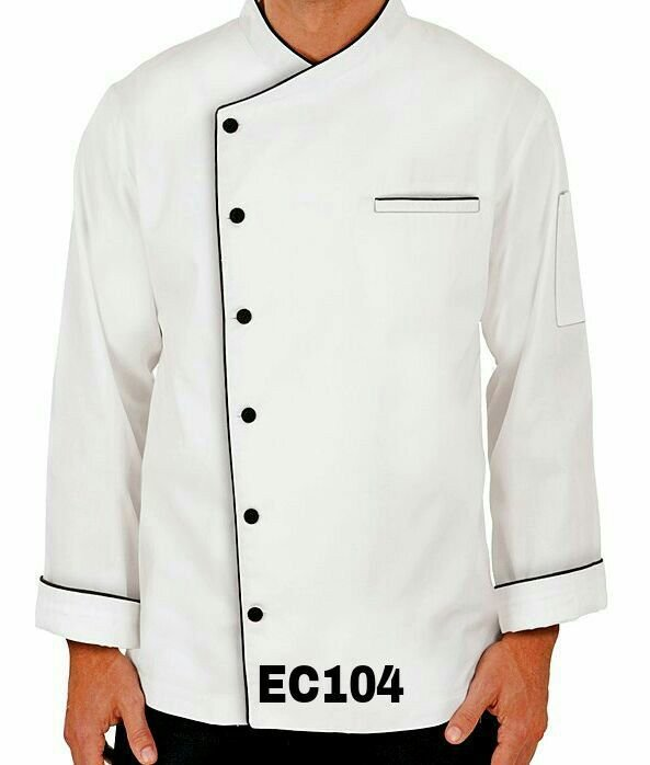 EC104 EXECUTIVE CHEF COAT