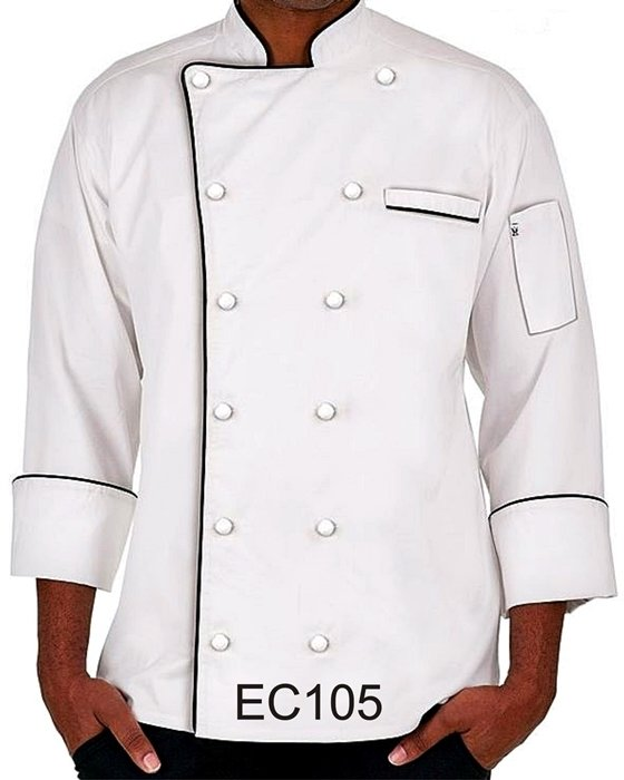 EC105 EXECUTIVE CHEF COAT