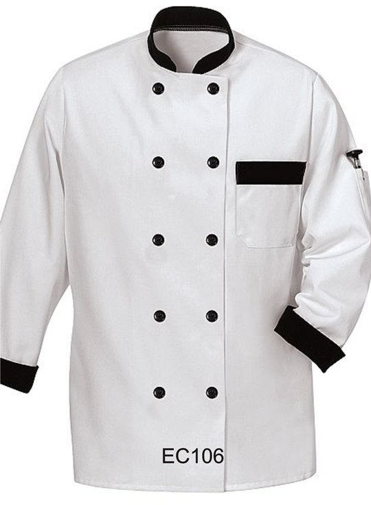 EC106 EXECUTIVE CHEF COAT