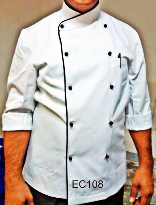 EC108 EXECUTIVE CHEF COAT