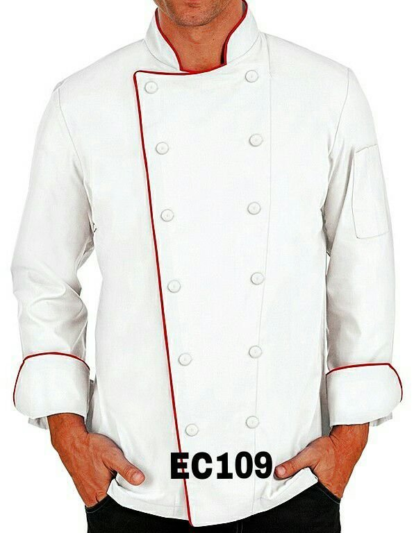 EC109 EXECUTIVE CHEF COAT