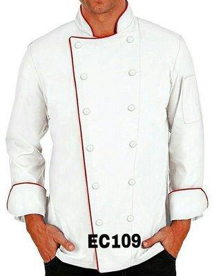 EC109 EXECUTIVE CHEF COAT
