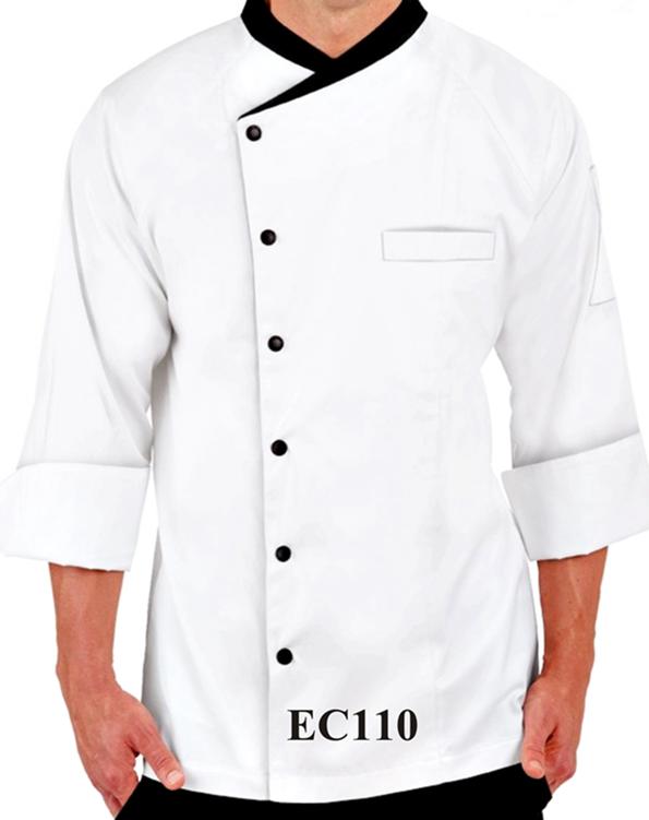 EC110 EXECUTIVE CHEF COAT