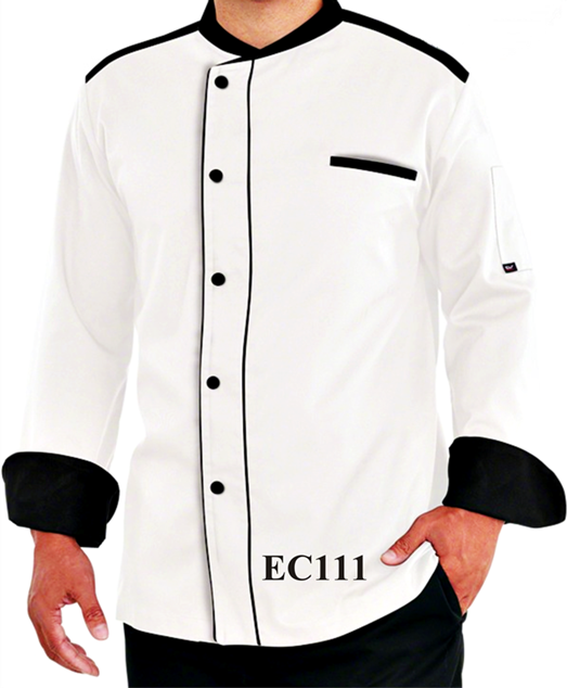 EC111 EXECUTIVE CHEF COAT