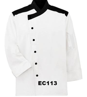 EC113 EXECUTIVE CHEF COAT