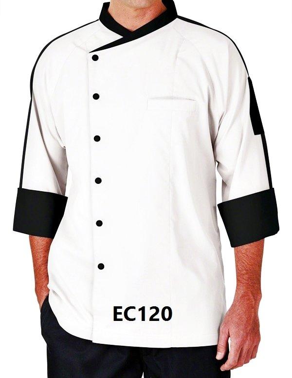 EC120 EXECUTIVE CHEF COAT