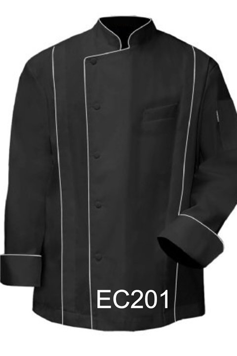 EC201 EXECUTIVE CHEF COAT