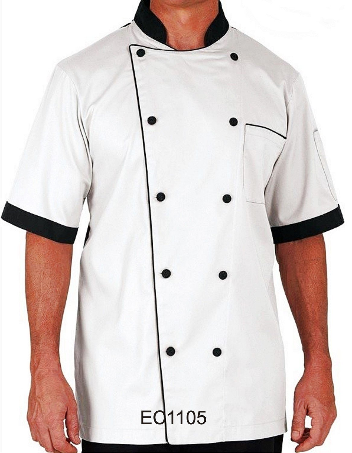 EC1105 EXECUTIVE CHEF COAT