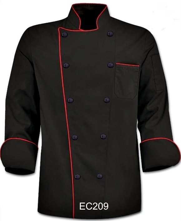EC209 EXECUTIVE CHEF COAT