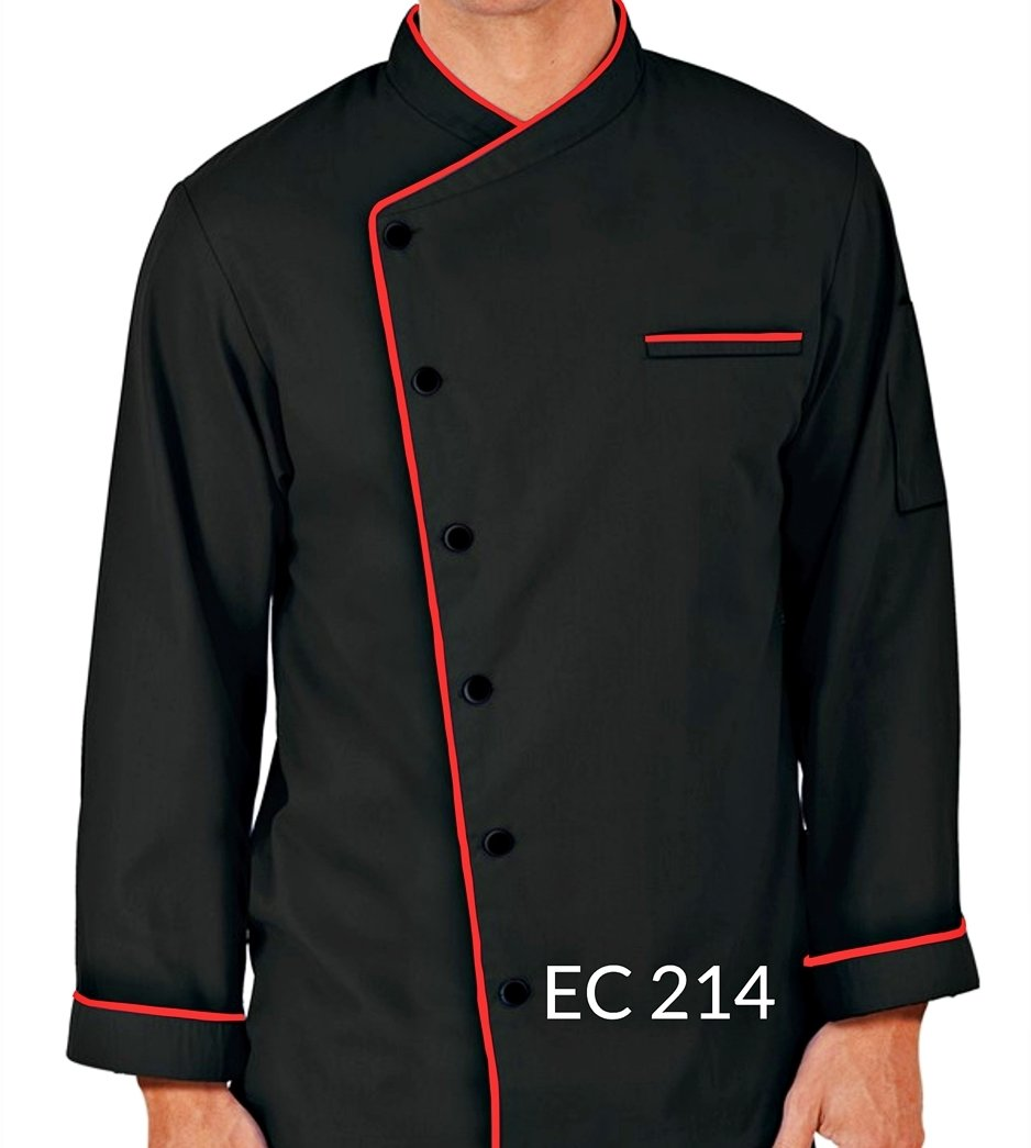 EC214 EXECUTIVE CHEF COAT
