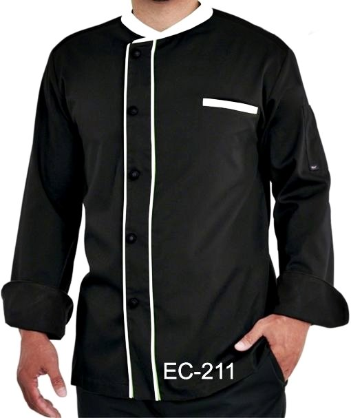 EC211 EXECUTIVE CHEF COAT