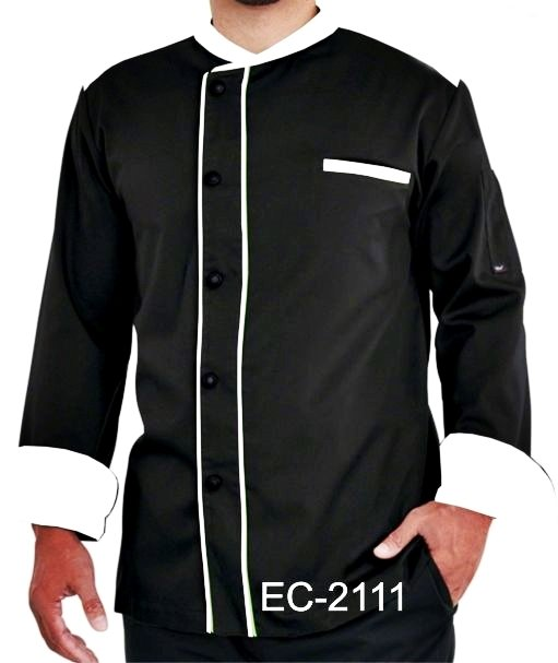 EC2111 EXECUTIVE CHEF COAT