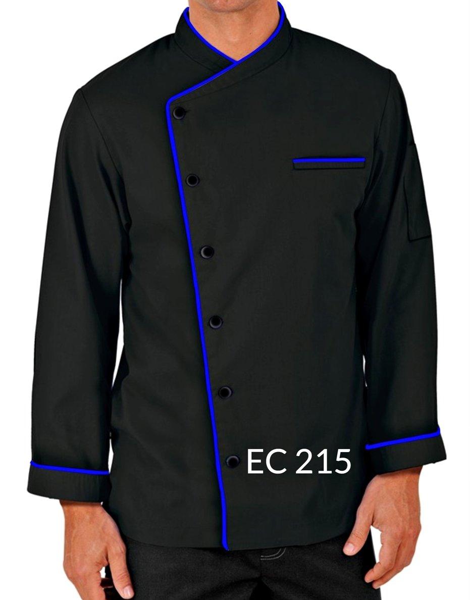 EC215 EXECUTIVE CHEF COAT