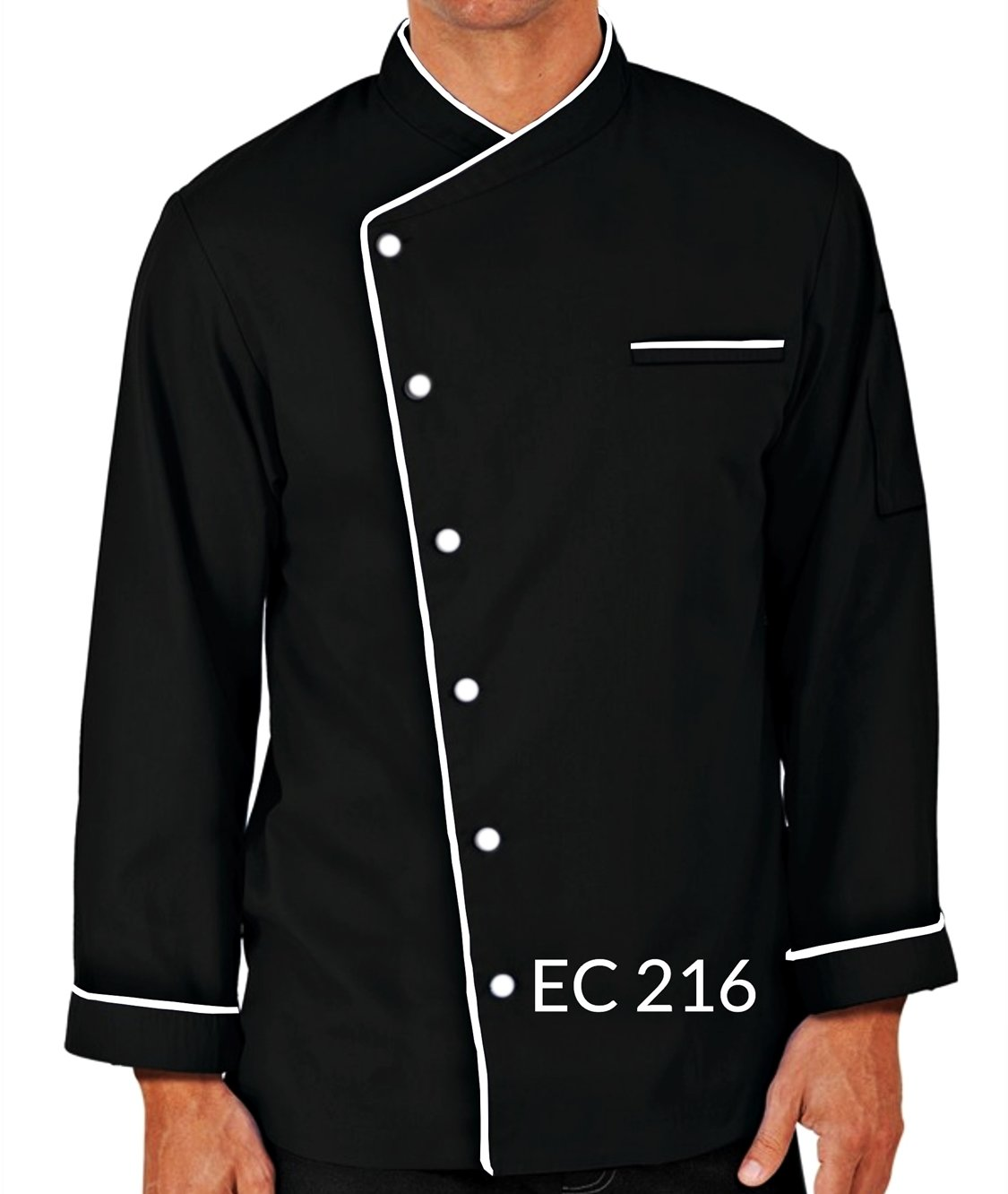 EC216 EXECUTIVE CHEF COAT