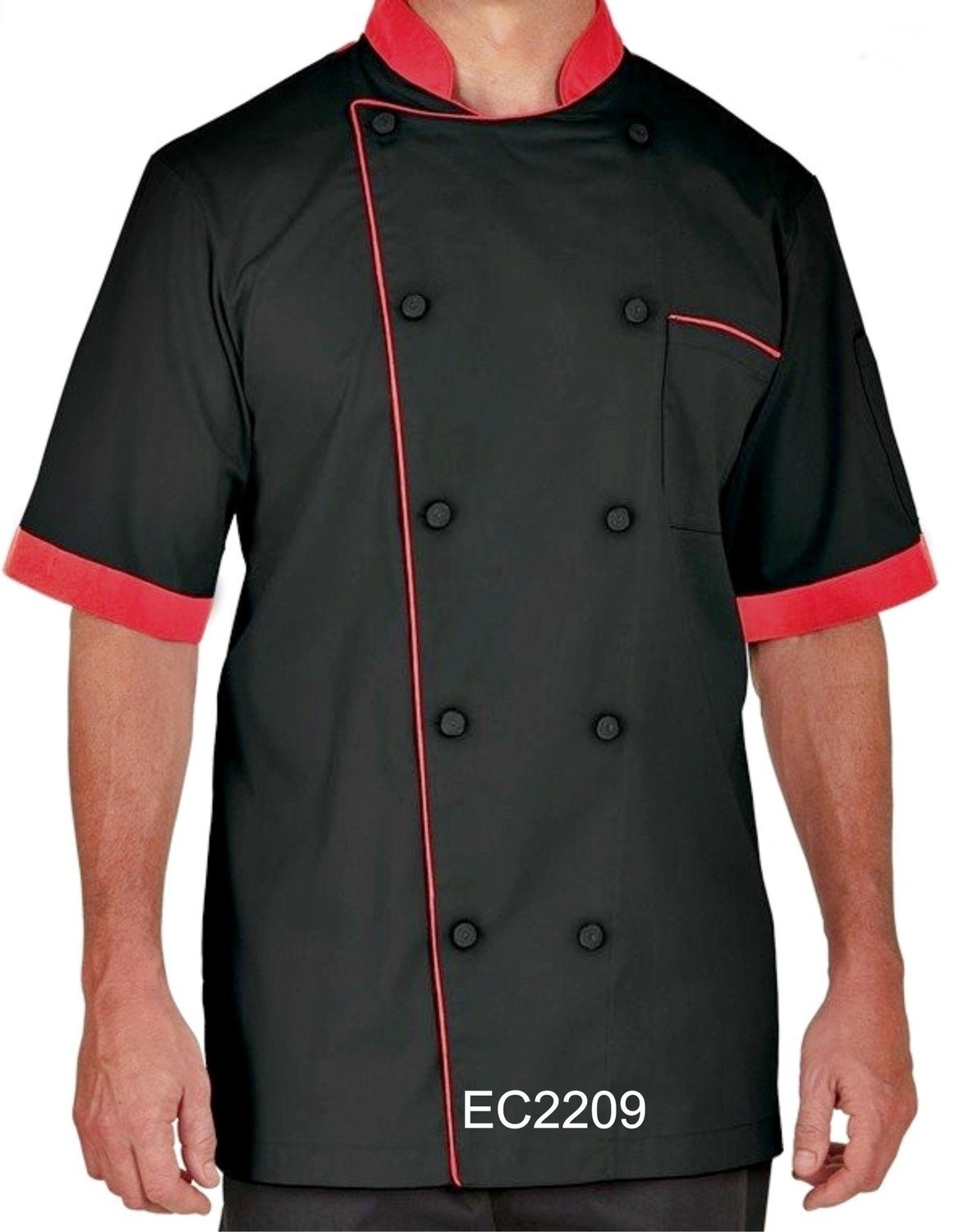 EC2209 EXECUTIVE CHEF COAT