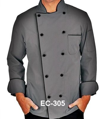 EC305 EXECUTIVE CHEF COAT