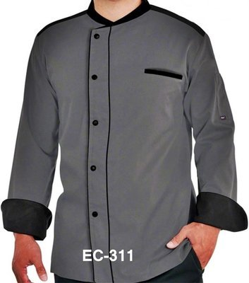 EC311 EXECUTIVE CHEF COAT