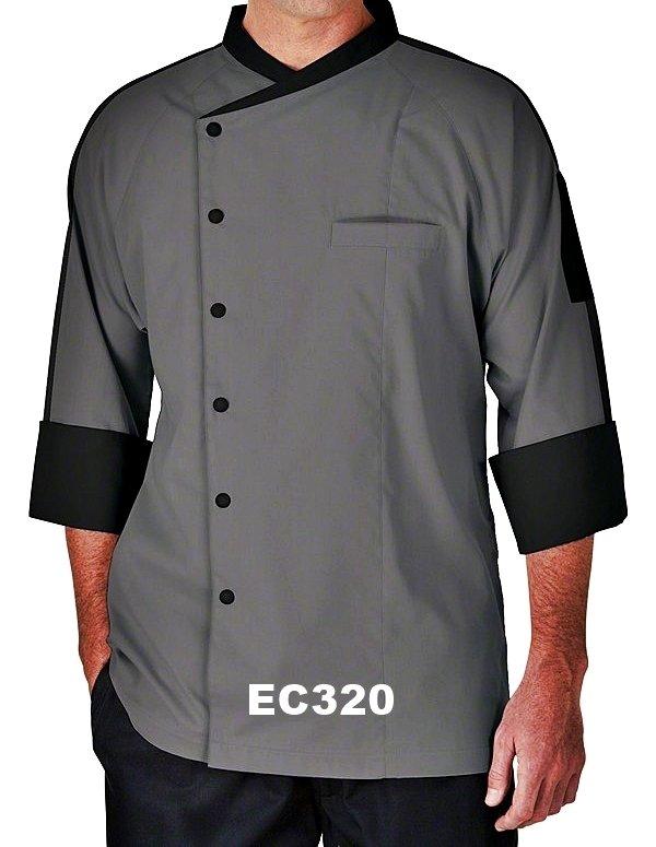 EC320 EXECUTIVE CHEF COAT
