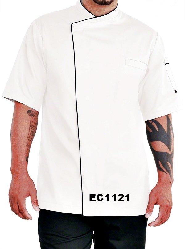 EC1121 EXECUTIVE CHEF COAT