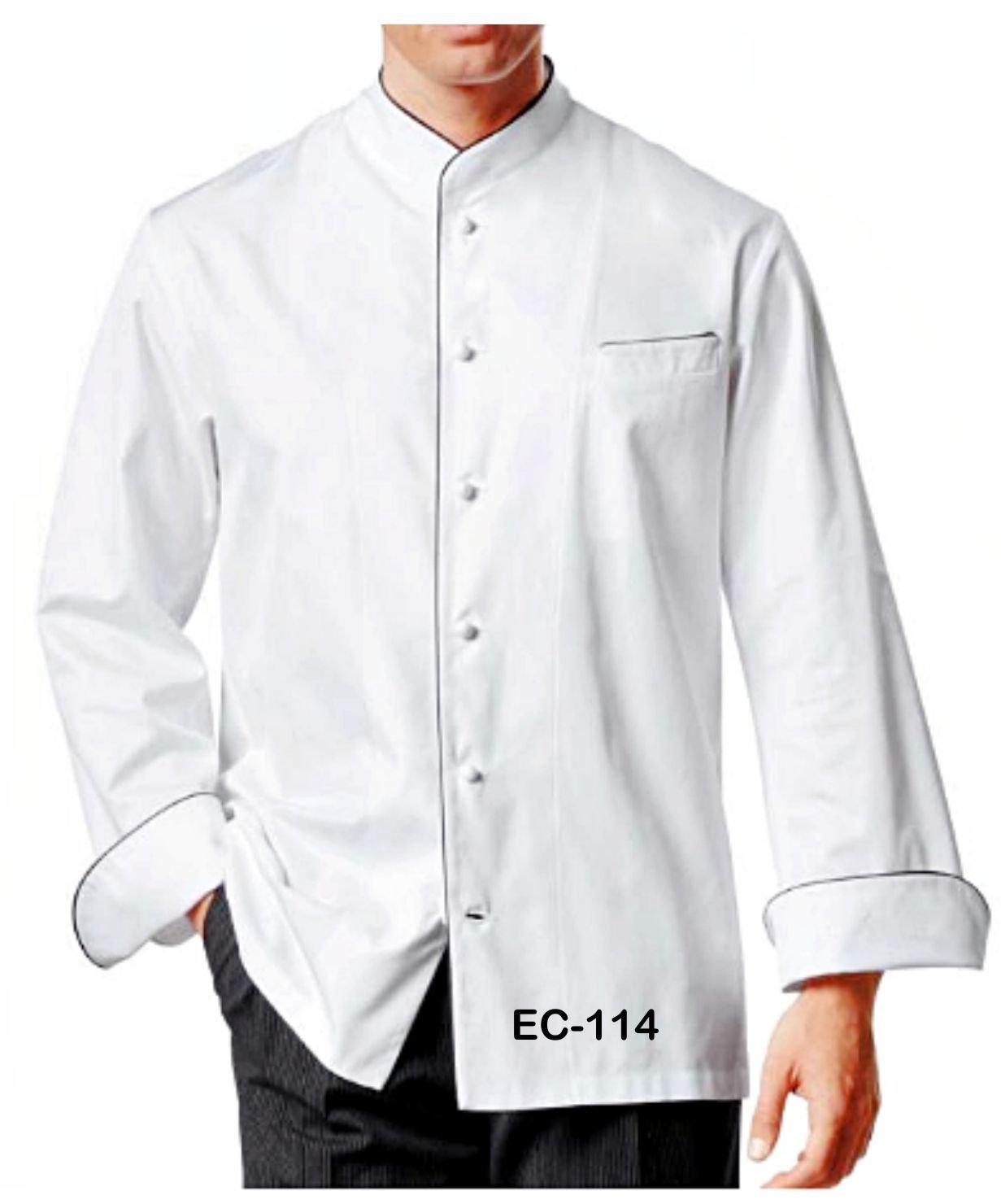 EC114 EXECUTIVE CHEF COAT