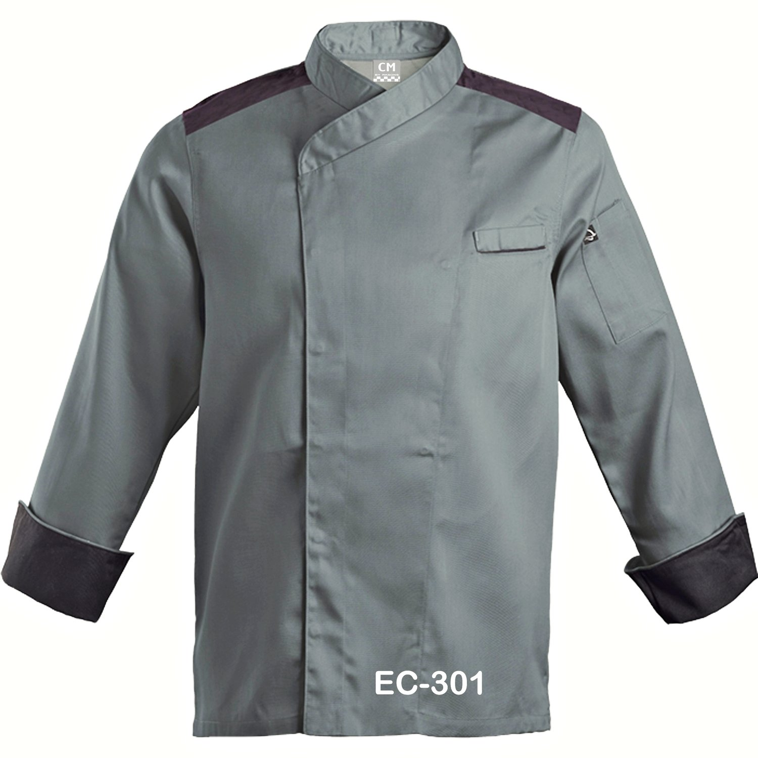 EC301 EXECUTIVE CHEF COAT