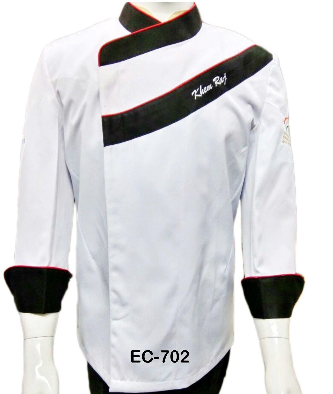 EC702 EXECUTIVE CHEF COAT