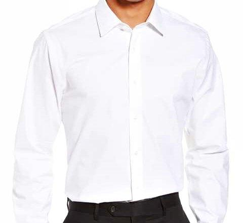 Formal White Shirt