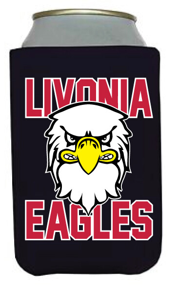 Eagles Can cooler design 1 - Quantity of 4