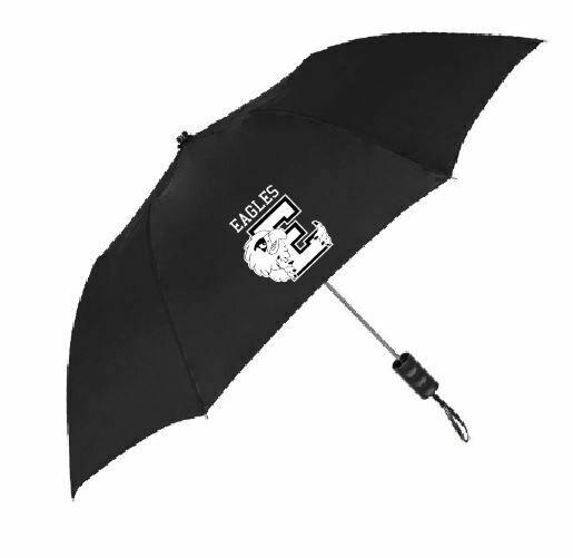 Eagles logo umbrella