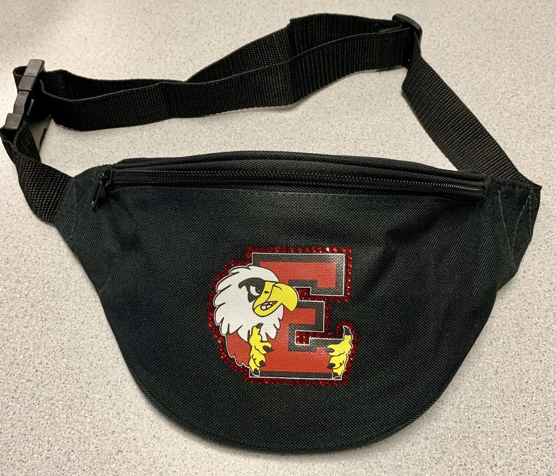 Eagles Logo Rhinestone Fanny pack