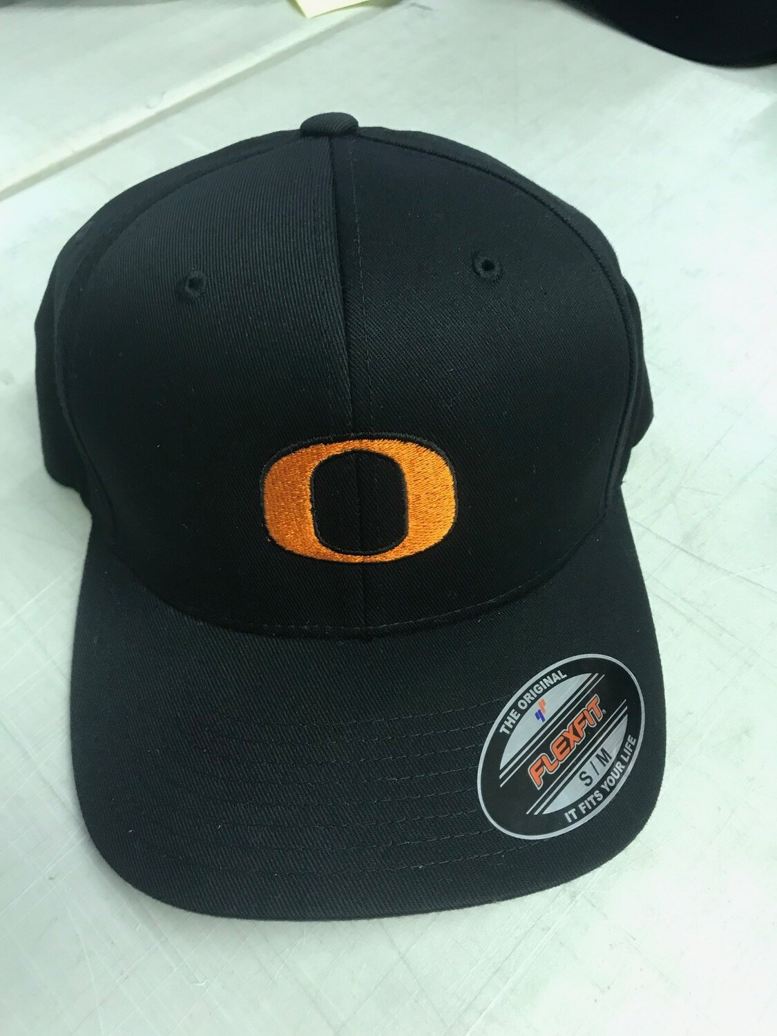 Orioles Flex Fit Hat with Orange O