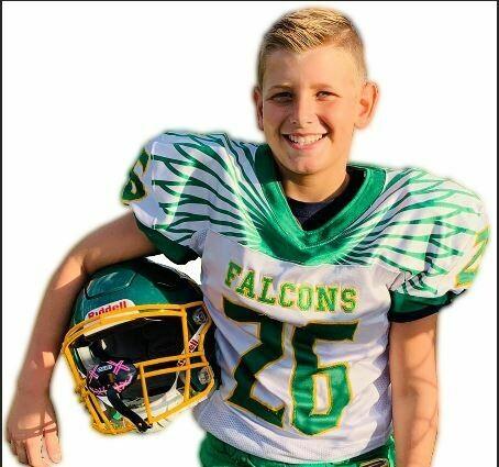 Football Player or Cheerleader cutout (Fathead)