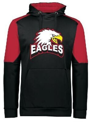 Eagles New Bird Logo Dry-Excel Hoodie