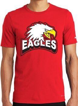 Eagles New Bird Unisex Nike tee