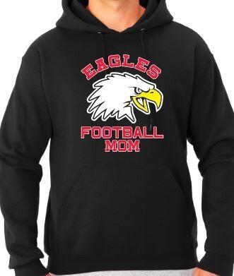 Eagles New Bird FB MOM Hoodie