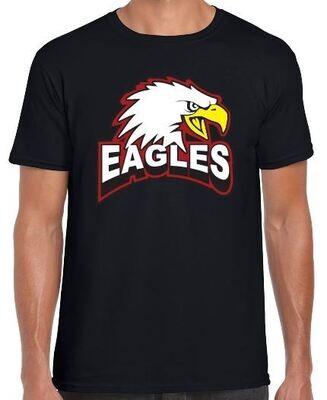 Eagles New Bird Unisex Softstyle tee
