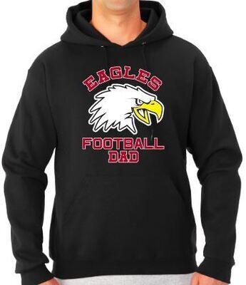 Eagles New Bird FB DAD Hoodie