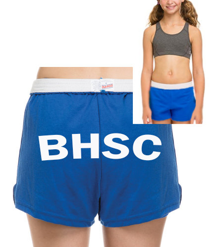 BHSC Authentic Soffe Short - Girls