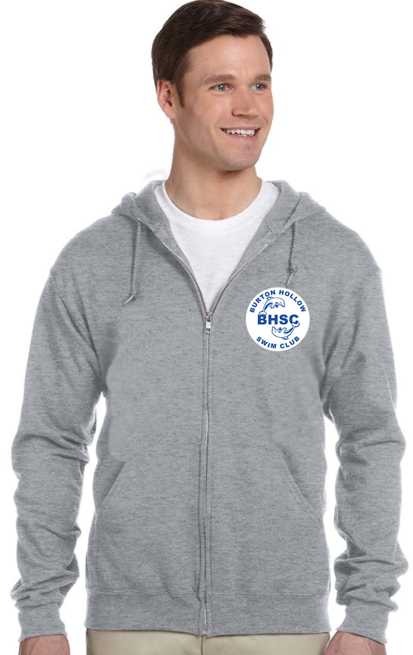 Burton Hollow  50/50 Full Zip Fleece Hoodie