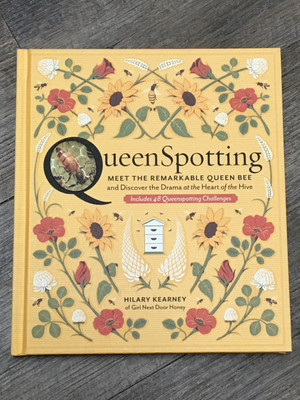 Queen Spotting Book