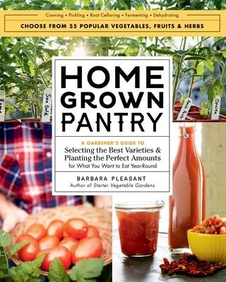 Home Grown Pantry Book