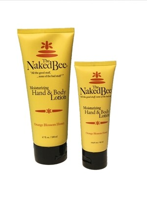 The Naked Bee Hand And Body Lotion