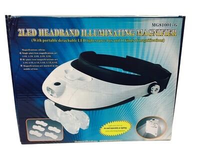Head Lamp Magnifier