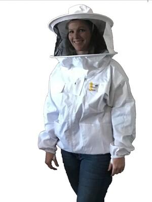 CBS Round Veil Cotton Jacket