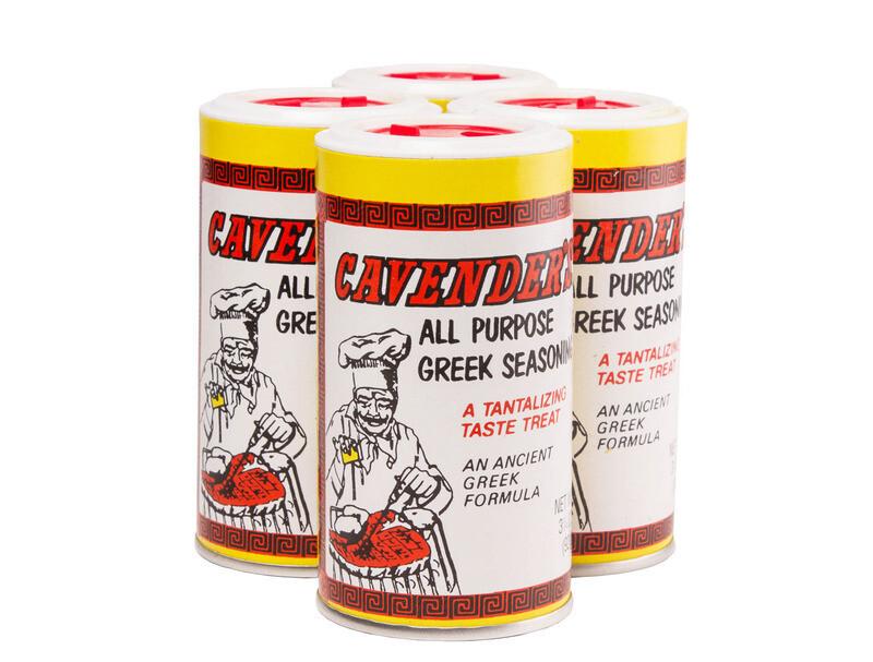 Cavenders Greek Seasoning